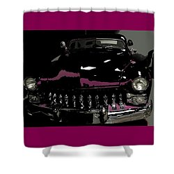 Classic Cars 2 Shower Curtain