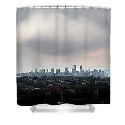 Cloud On Vancouver  Shower Curtain