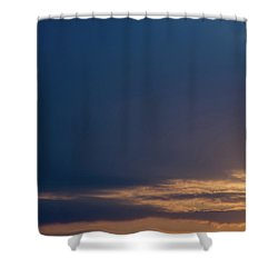 Shower Curtain featuring the photograph Cloud-scape 3 by Stewart Marsden