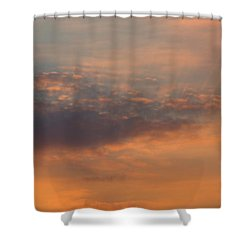 Shower Curtain featuring the photograph Cloud-scape 4 by Stewart Marsden