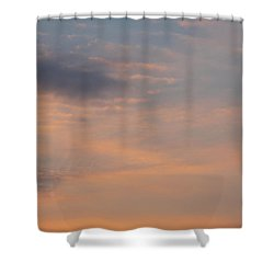 Shower Curtain featuring the photograph Cloud-scape 6 by Stewart Marsden