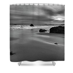 Coastal Light Iv Shower Curtain