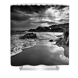 Coastal Light  Shower Curtain