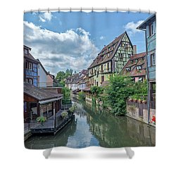 Colmar In France Shower Curtain