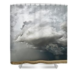 Colorado Sky Shower Curtain