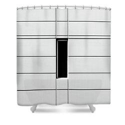 Colorado Windows 10 Shower Curtain