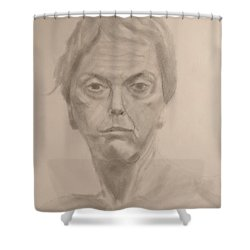 Concentrated Shower Curtain