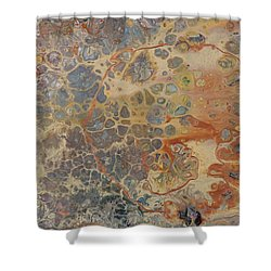 Copper Cape Shower Curtain