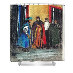 Corteo Medievale Shower Curtain
