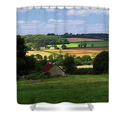 Cotswold Field England 81601 Shower Curtain