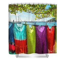 Coverup Shower Curtain
