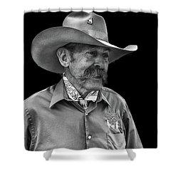 Cowboy Shower Curtain