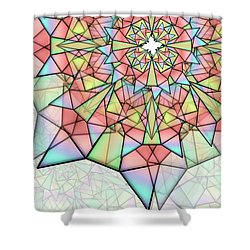 Cristal Shower Curtain