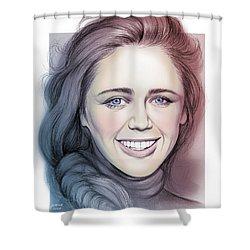 Daisy Head Shower Curtain