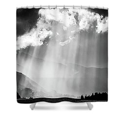 Dalles Shower Curtain
