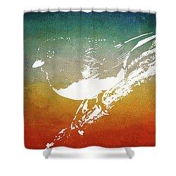 Dark-eyed Junco Shower Curtain