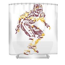 Washington Redskins Shower Curtains