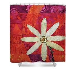 Delightful Daisy Shower Curtain