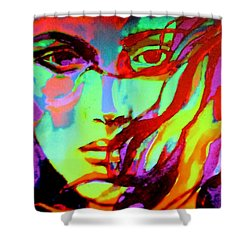 Desires Shower Curtain