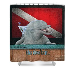 Dive Bar, The Shower Curtain