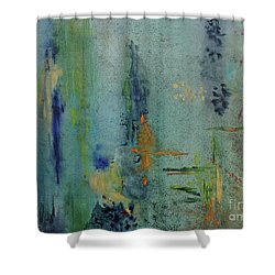 Dreaming #3 Shower Curtain