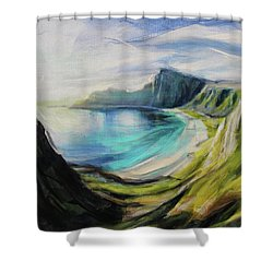 Dreams In Hidden Places Shower Curtain