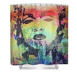 Dress You Up Shower Curtain