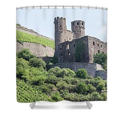Ehrenfels Castle Shower Curtain