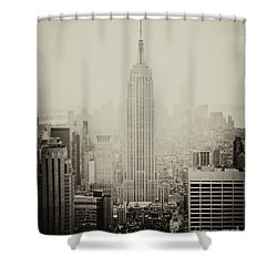 Empire Shower Curtain
