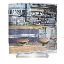 Empty Seats - Shower Curtain
