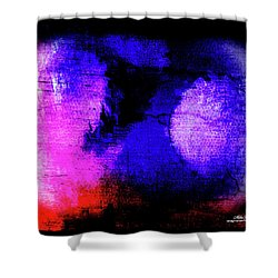 Escaping Depression Shower Curtain