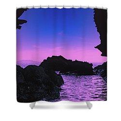 Espiritu Santo Island Shower Curtain