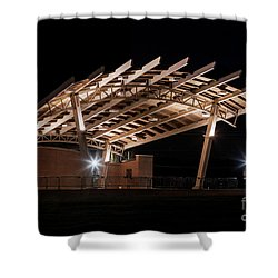 Evans Towne Center Park - Augusta Ga Shower Curtain