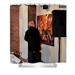 Exhibition - 08 Shower Curtain