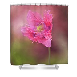 Shower Curtain featuring the photograph Exquisite Appeal by Dale Kincaid