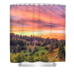 Fairytale Triptych 1 Shower Curtain