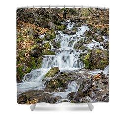 Falls Creek Shower Curtain