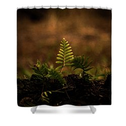 Fern Of Life Shower Curtain