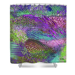 Field Of Color 1001 Shower Curtain