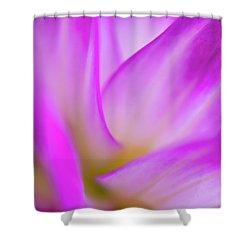 Flower Close Up Shower Curtain