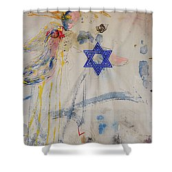 For I Have Longed For Your Love Shower Curtain