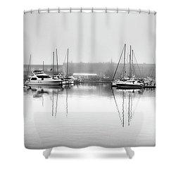 Foss Reflections Shower Curtain