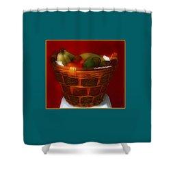 Fruit  Art 33 Shower Curtain