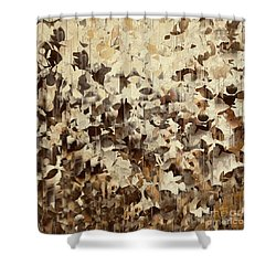 Galatians 1 10. A Bondservant Of Christ Shower Curtain