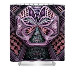 Gallery 1 Cover Image Not For Sale Shower Curtain