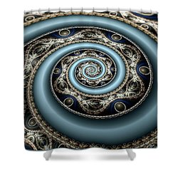 Gallery 2 Cover Image.  Not For Sale. Shower Curtain