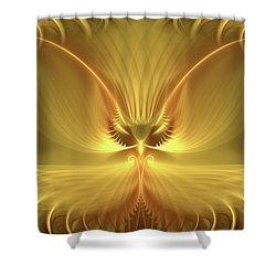 Genesis Shower Curtain