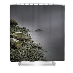 Gentleness Shower Curtain