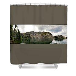 Gilpin Lake Shower Curtain