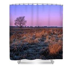 Ginkelse Heide Shower Curtain